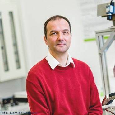 Prof. Dr. Laurenz Wiskott